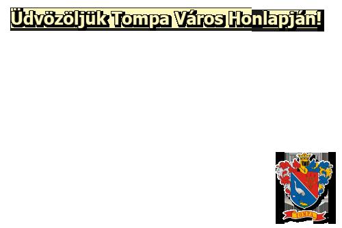 Tompa Város honlapja